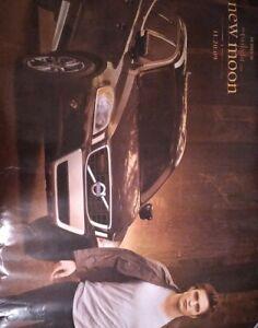 """As Seen in the Twilight Saga New Moon 11.20.09"" Volvo Poster November 2009"