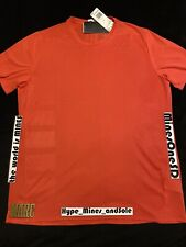 New Adidas Supernova Men's Tee 3M Aktiv Against Cancer DQ1892 Red Large