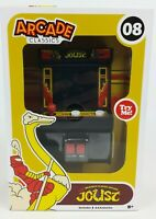 Joust Arcade Classics Retro Mini Electronic Game 08 Collectible New In Box