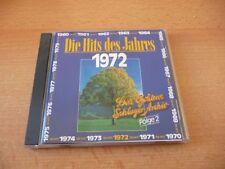 CD Das Goldene Schlager-Archiv 1972 - Folge 2 Barry Ryan Manuela Monica Morell
