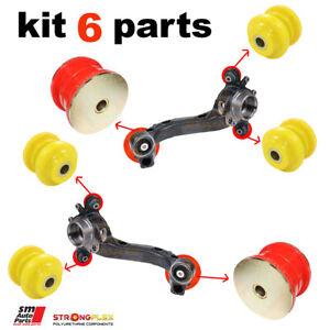 BMW E36 Rear trailing arm polyurethane bush kit 33326770786, 33326771828