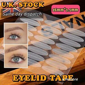 3.5mm Eyelid Lift Eye Strips Supporting Eye Push Up Anti Ageing Adhesive Tape UK
