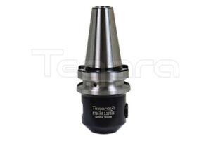"Tegara BT30 5/8 2.25"" End Mill Tool Holder G2.5 20K 0.0001 Certificate Taiwan P["
