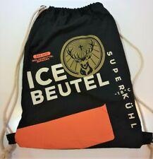 Jägermeister Ice Beutel Tasche Rucksack Backpack Bag