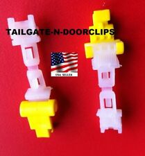 F0RD RANGER TAILGATE DOOR CLIPS 1987 - 2012  & Other Fords  (1 Pair ) TG20
