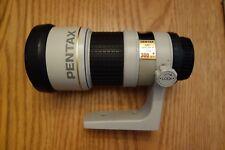 Pentax SMC F* Star f4.5 300mm lens - Rare!