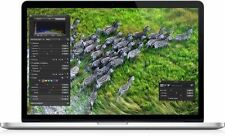 """Apple MacBook Pro 15.4"""" Retina Core i7-3615QM Quad-Core 8GB 256GB SSD Sierra OS"""