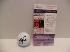 Justin Rose Autographed Signed Golf Ball - JSA Certified COA - US Open Champion!