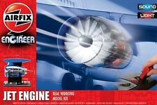 Airfix A20005 Jet Engine Kit plástico modelo de trabajo real libre de seguimiento 48 UK Post