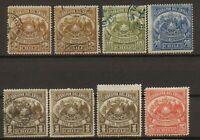 Lot Chile TELEGRAPH 1900 M/U, 1742
