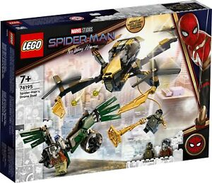 LEGO Spider-Man's Drone Duel 76195