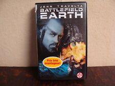 K7 - VHS - BATTLEFIELD EARTH - John Travolta - Français - 2000