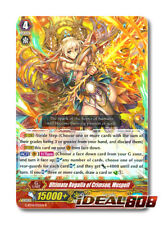 Cardfight Vanguard  x 4 Ultimate Regalia of Crimson, Muspell - G-BT14/035EN - R