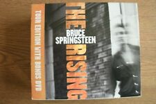 Bruce Springsteen - The Rising  [TOUR EDITION] (CD+DVD) . FREE UK P+P ..........