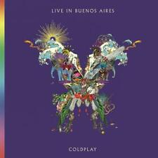 Coldplay - Live In Buenos Aires (NEW 2 x CD) Preorder Out 7th December