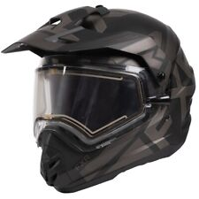 Fxr Racing F20 Torque X Evo Dual Shield Mens Winter Snowmobile Helmets