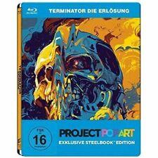 Filme & Entertainment auf DVD & Blu-ray Steelbook Terminator