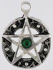 Celtic Knot Pentagram Amulette Pendentif Talisman