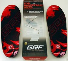 NEW Spenco Size 10-11 Men's GRF US-4 Orthopedic Basketball Shoe Insole Support
