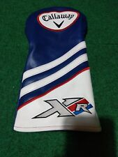 CALLAWAY  XR  DRIVER GOLF CLUB HEAD COVER