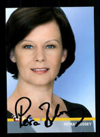 Petra Blossey Unter uns Autogrammkarte Original Signiert # BC 126240