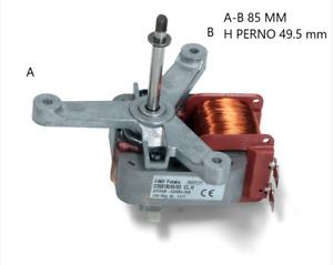 MOTORE PER  VENTOLA FORNO ELECTROLUX REX ZANUSSI 4055015707