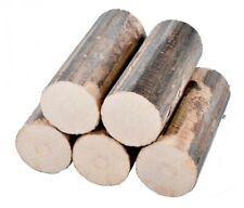 90kg Buchenholzbriketts Buchenbriketts Briquettes de Bois à Brûler Chauffage