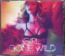 ★ MAXI CD MADONNA Girl Gone Wild - The remixes - 8-track jewel case NEW SEALED ★