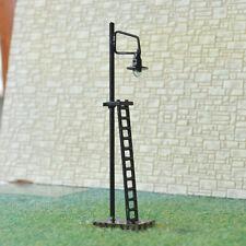 5 pcs N gauge Yard Lights Model Lamp posts Scenery Lamps + free resistors #R42-8