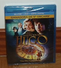 THE INVENTION OF HUGO-COMBO BLU-RAY+