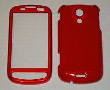 Samsung Epic 4G D700 Crystal Hard Plastic Case RED
