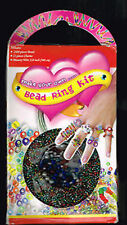 Make you own bead ring craft kit for kids partys