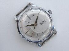 Very Rare Collectible Raketa Unusual design dial Soviet Russian watch USSR