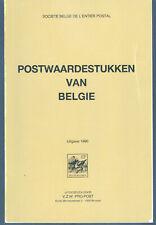 Catalogus Postwaardestukken Van België