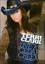 TERRI CLARK: LIVE AT CEDAR CREEK [2011] NEW DVD