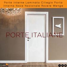 Porte interne Laminato Ciliegio Porta interna Noce Nazionale Rovere Wenge