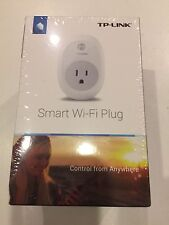 TP-Link HS100 Wi-Fi Smart Plug, Control from anywhere, Work with Amazon Alexa,