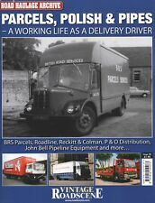 Road Haulage Archive Parcels, Polish & Pipes, BRS,  Roadline, P & O, Issue 20
