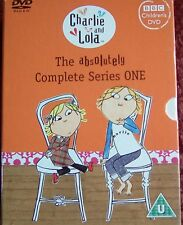 Complete series 1 of Charlie and Lola