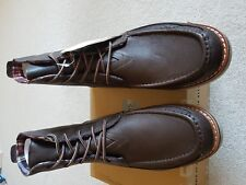 Mens BNWB Toms Brown botas talla 13