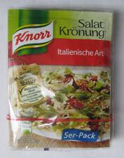 KNORR 5-pack Salat Krönung Salad dressing mix ITALIAN STYLE German original item