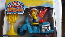 Play-Doh Town Police Motorcycle HF530