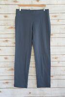 PureJill J. Jill - Blue-gray PIMA cotton blend lounge PIMA cotton blend pants, M