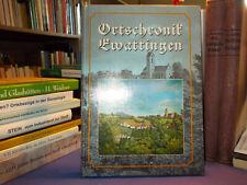 Ewattingen - Ortschronik / Chronik Flurnamen NS Vereine Wutach Heimatbuch