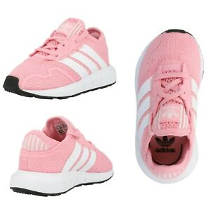 NWT ADIDAS Swift Run X Toddler Girls Shoes Pink SELECT SIZE