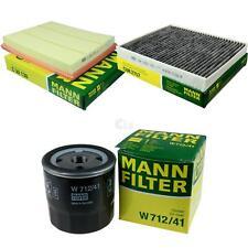 MANN-FILTER PAKET Opel Astra G Stufenheck F69_ 1.7 TD CC F48_ F08_ 2.0 16V OPC