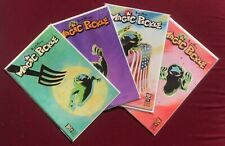 Magic Pickle 1 2 3 4 by Scott Morse Complete Run Oni 2001 Bagged Boarded Comics