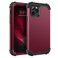 Heavy Duty Shockproof Rubber Cover For [ iPhone 11 Pro Max ] Case
