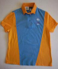 Orig.Polohemd  Olympische Spiele LOS ANGELES 1984 - Off.Personal / BLAU ! SELTEN