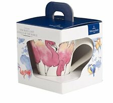 Villeroy & Boch Rosa Flamingo Mug New Wave Caffè Tea Coffee Cup